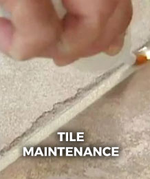 Tile Maintenance